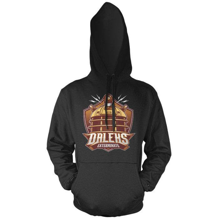 The Daleks - Pullover Hoodie