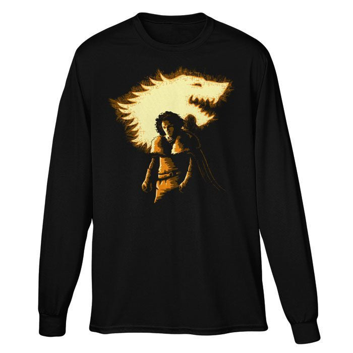 The Dark Knight is Coming - Long Sleeve T-Shirt (Unisex)