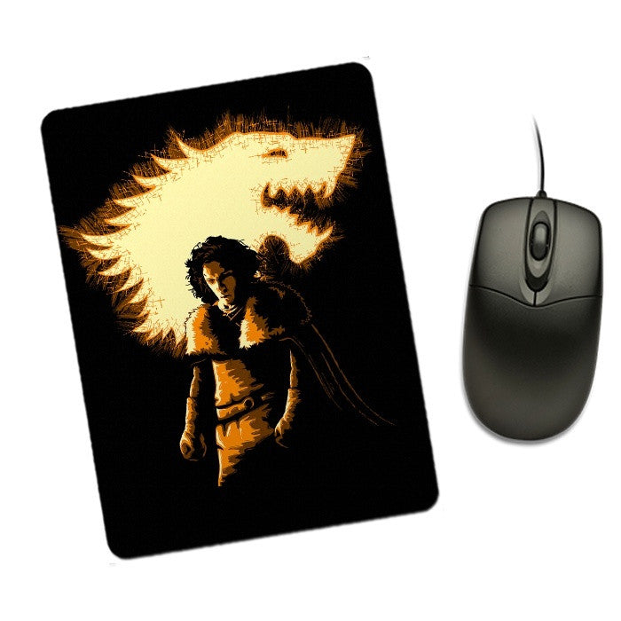 The Dark Knight is Coming - Mousepad
