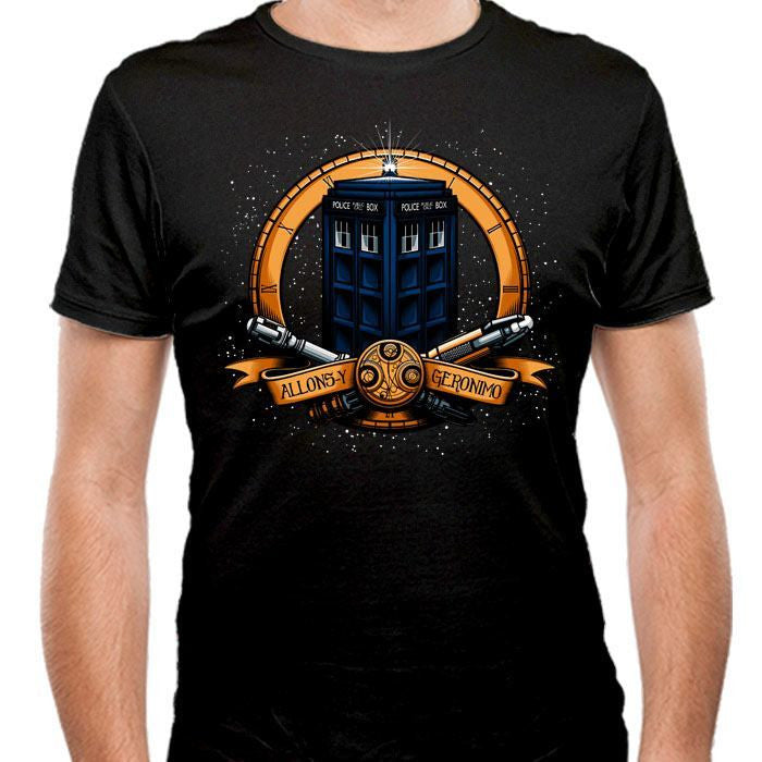 The Day of the Doctor - Men's Fitted T-Shirt