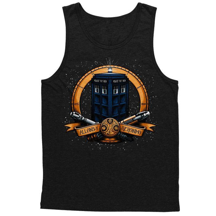 The Day of the Doctor - Men's Tank Top