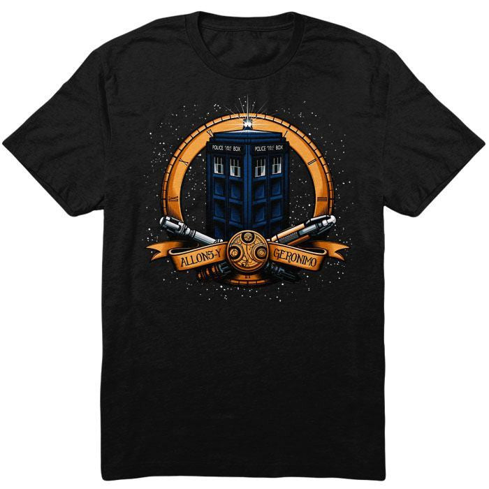 The Day of the Doctor - Men's T-Shirt