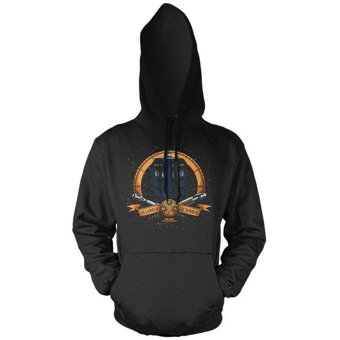 The Day of the Doctor - Pullover Hoodie