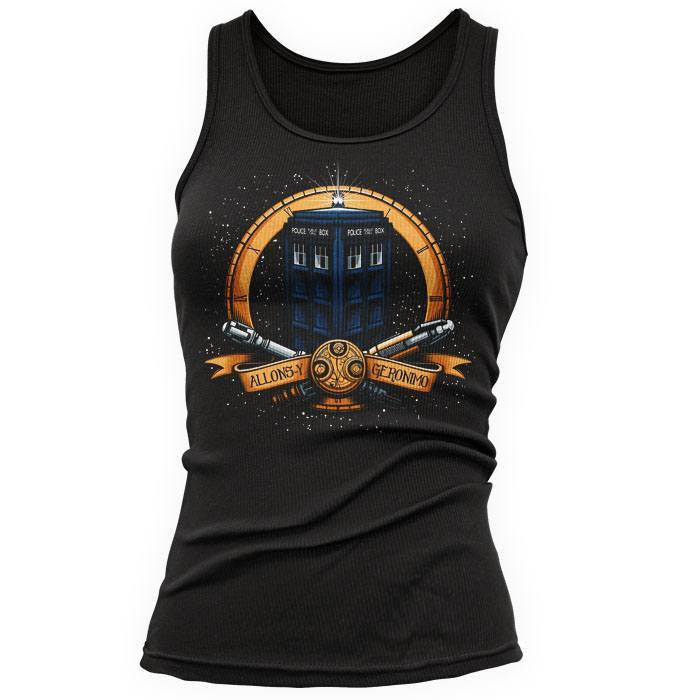 The Day of the Doctor - Women's Tank Top