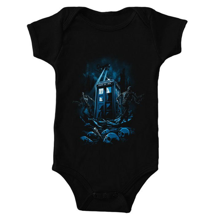 The Doctor's Judgement - Onesie