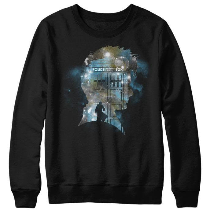 The Doctor's Silhouette - Sweatshirt
