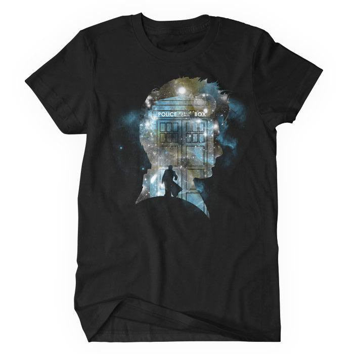 The Doctor's Silhouette - Women's T-Shirt