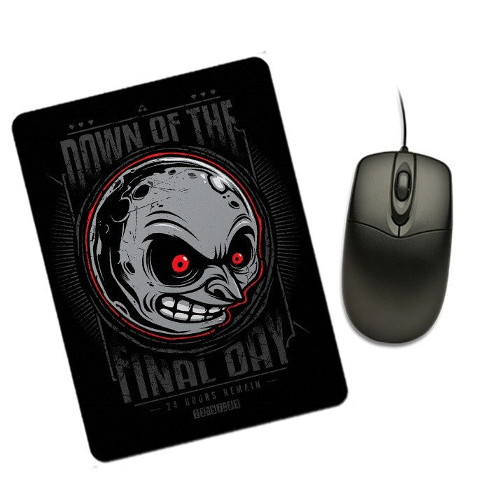 The Final Day - Mousepad
