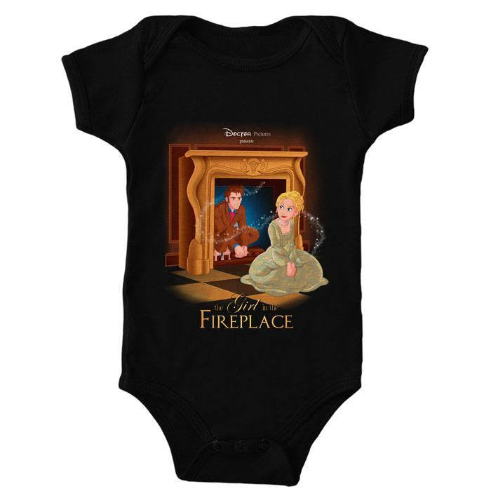 The Girl in the Fireplace - Onesie