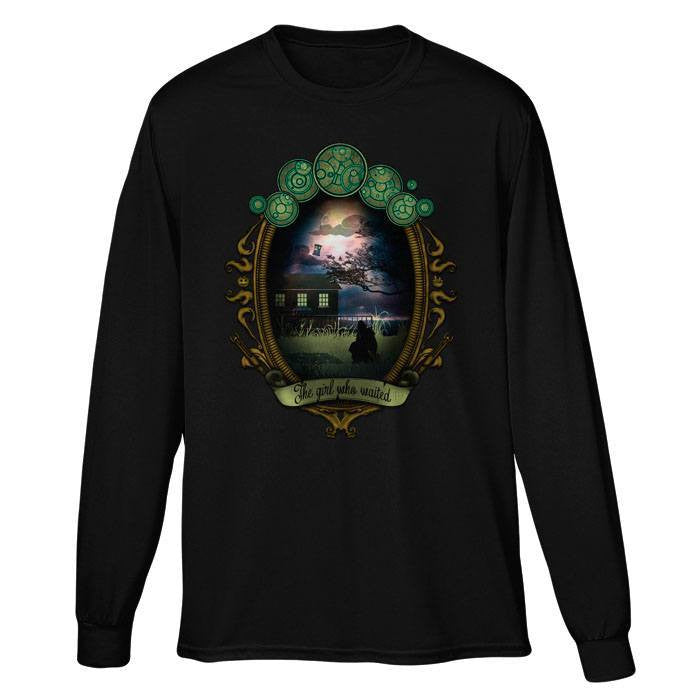 The Girl Who Waited - Long Sleeve T-Shirt (Unisex)