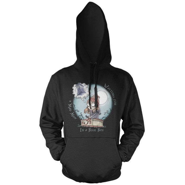 The Girl Who Waited - Pullover Hoodie