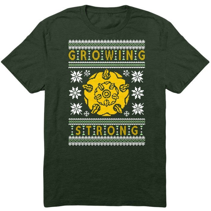 The Holidays are Growing Strong - Men's T-Shirt