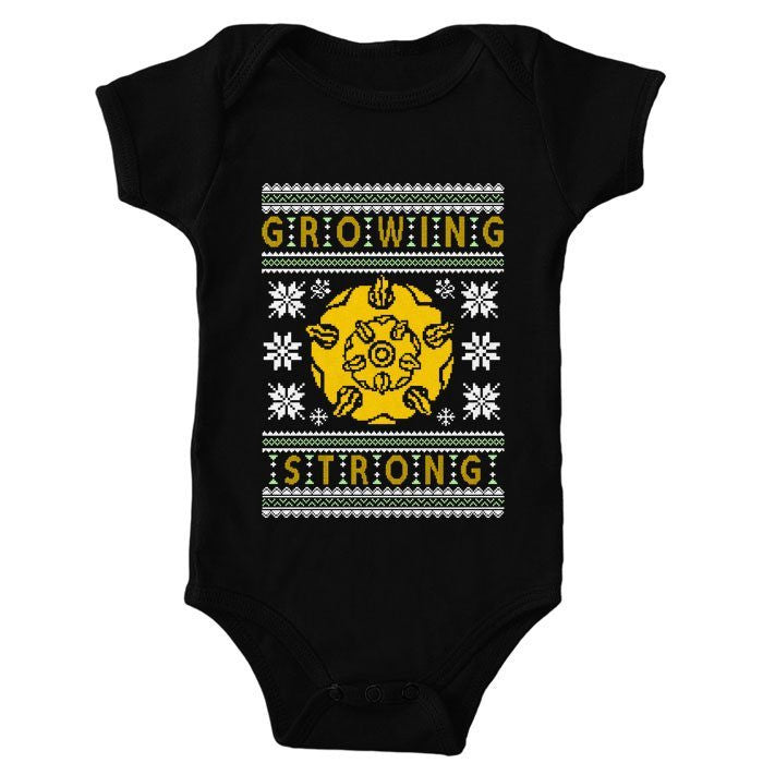 The Holidays are Growing Strong - Onesie