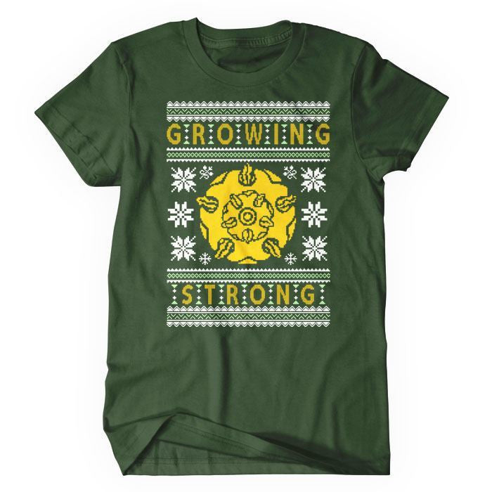 The Holidays are Growing Strong - Women's T-Shirt