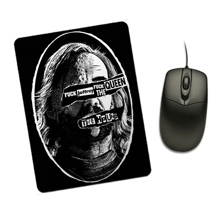 The Hound Pistols - Mousepad