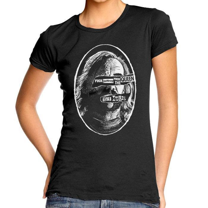 The Hound Pistols - Women's Fitted T-Shirt