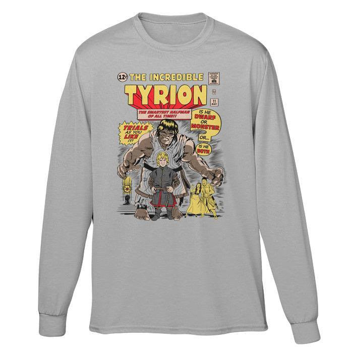 The Incredible Imp - Long Sleeve T-Shirt (Unisex)