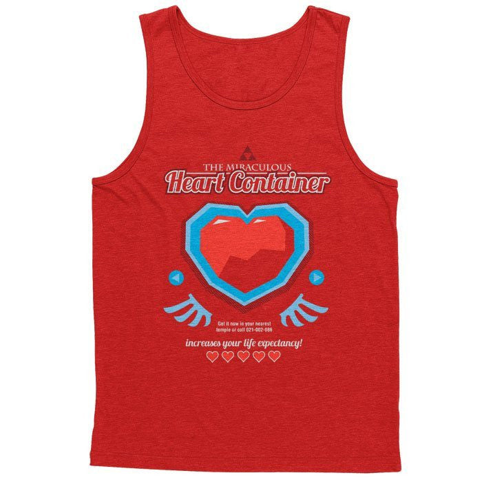 The Miraculous Heart Container - Men's Tank Top
