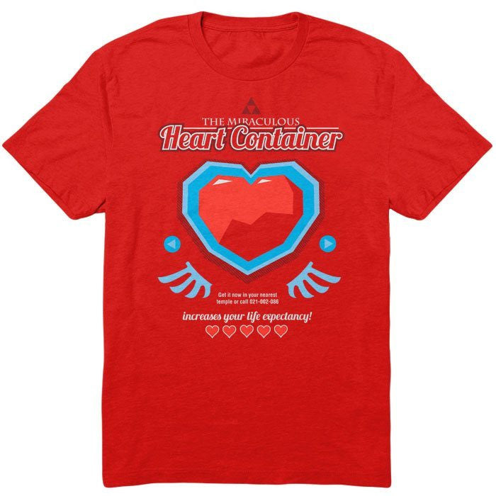 The Miraculous Heart Container - Youth T-Shirt