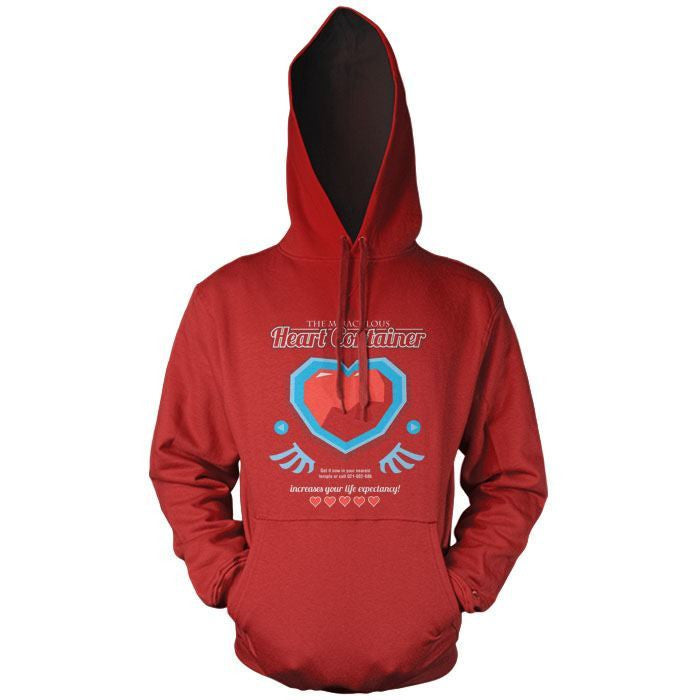 The Miraculous Heart Container - Pullover Hoodie