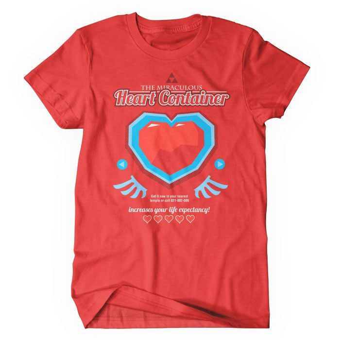 The Miraculous Heart Container - Women's T-Shirt
