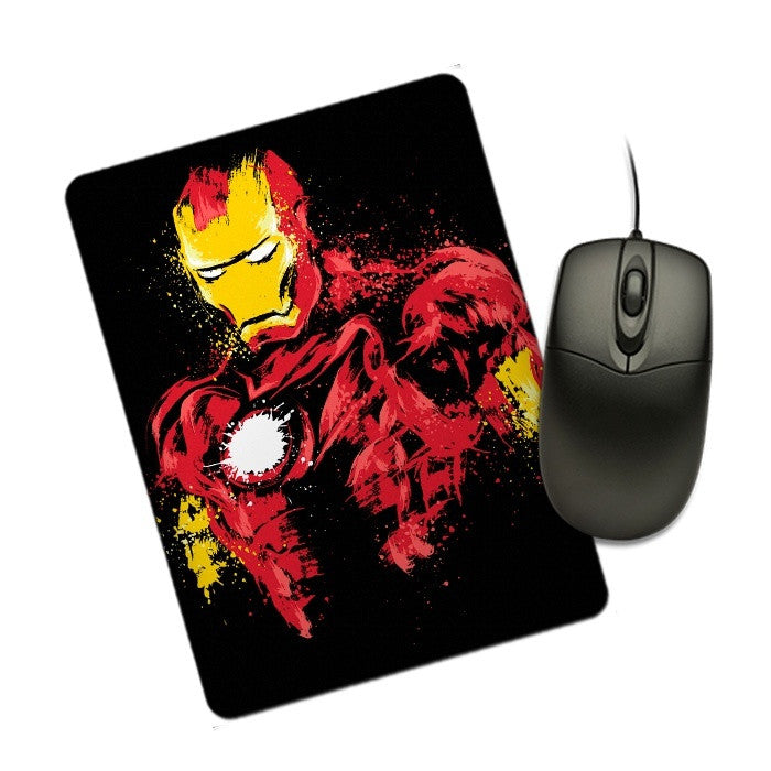The Power of Iron - Mousepad