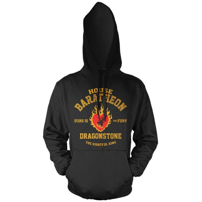 The Rightful King - Pullover Hoodie