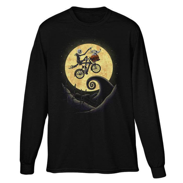 The Shadow on the Moon - Long Sleeve T-Shirt (Unisex)