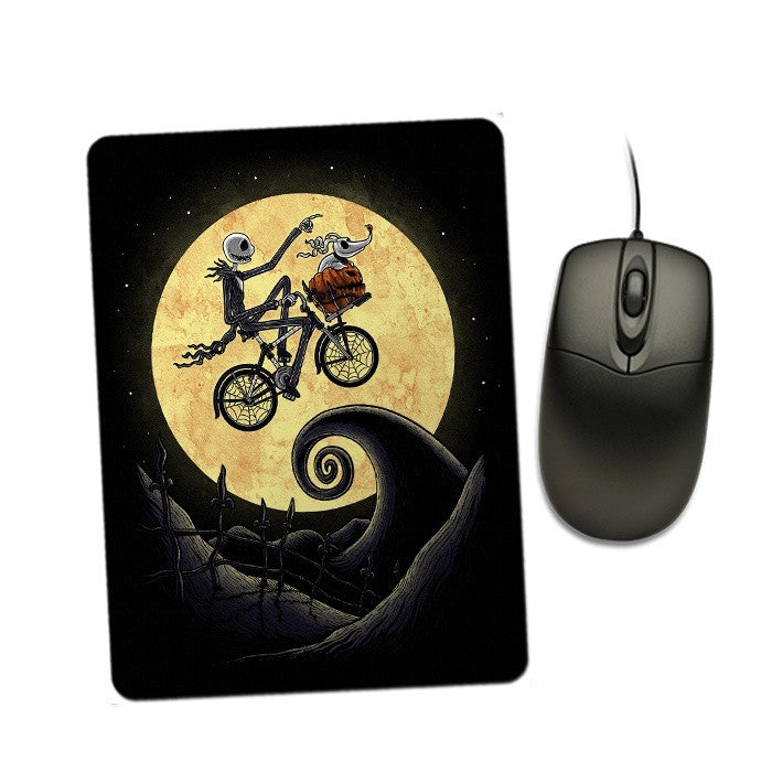 The Shadow on the Moon - Mousepad