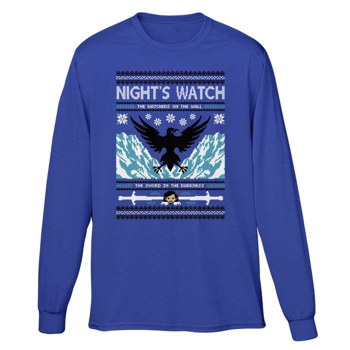 The Sweater in the Darkness - Long Sleeve T-Shirt (Unisex)