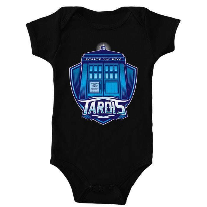 The Tardis - Onesie