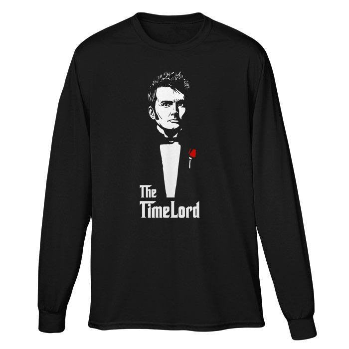 The Time Lord - Long Sleeve T-Shirt (Unisex)