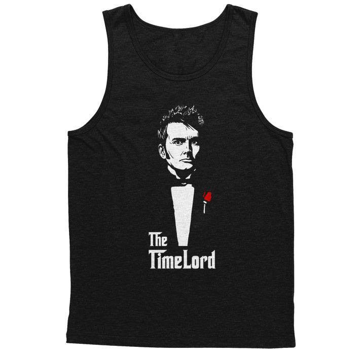 The Time Lord - Men's Tank Top