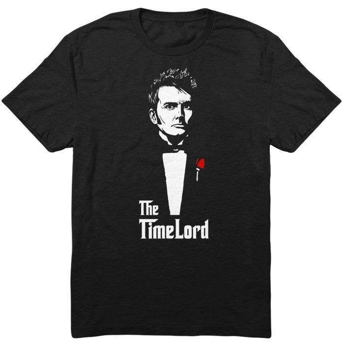 The Time Lord - Men's T-Shirt