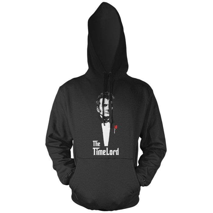 The Time Lord - Pullover Hoodie