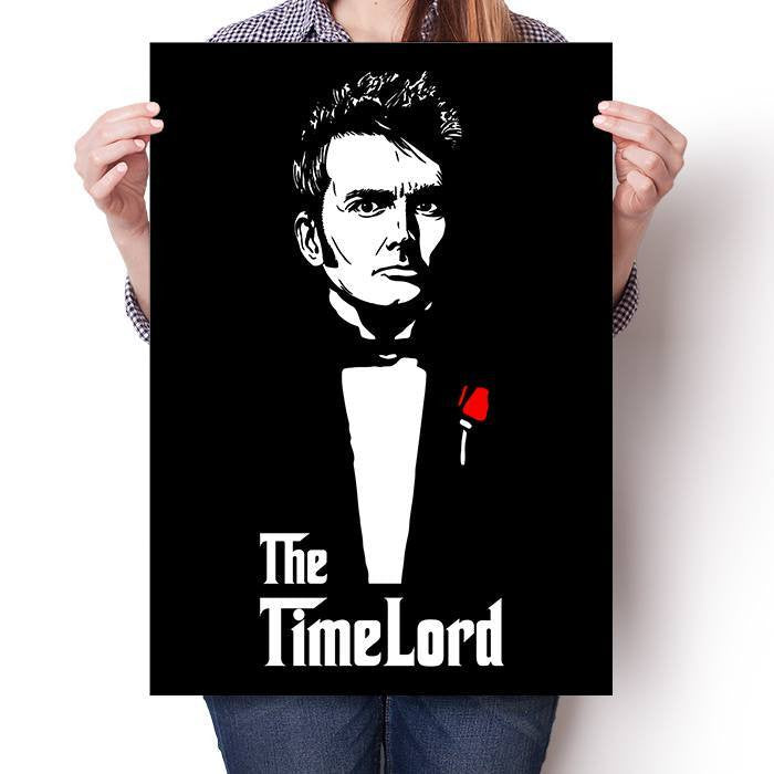 The Time Lord - Poster