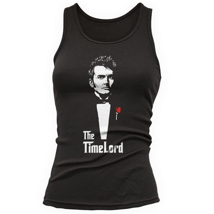 The Time Lord - Women's Tank Top