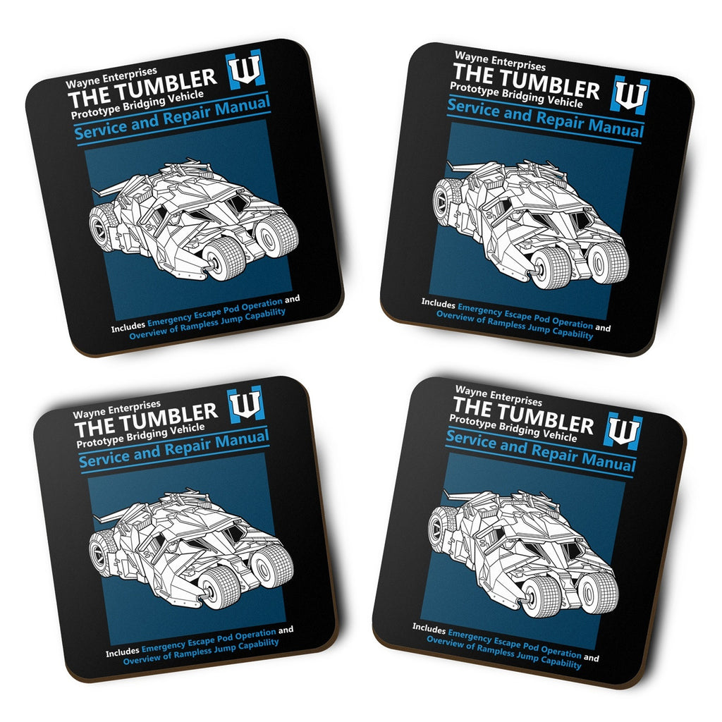 The Tumbler Service and Repair Manual - Coasters