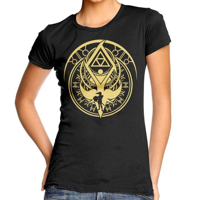 The Twilight Hero - Women's Fitted T-Shirt
