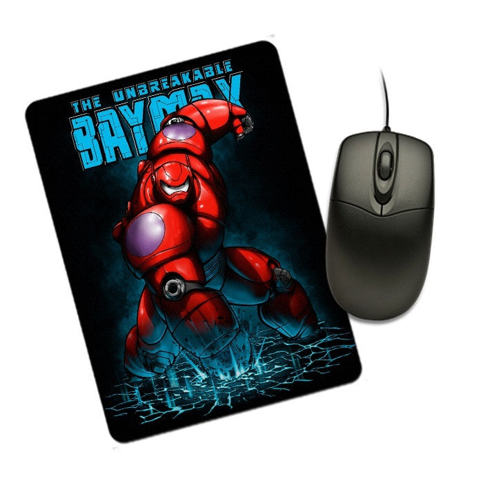 The Unbreakable Baymax - Mousepad