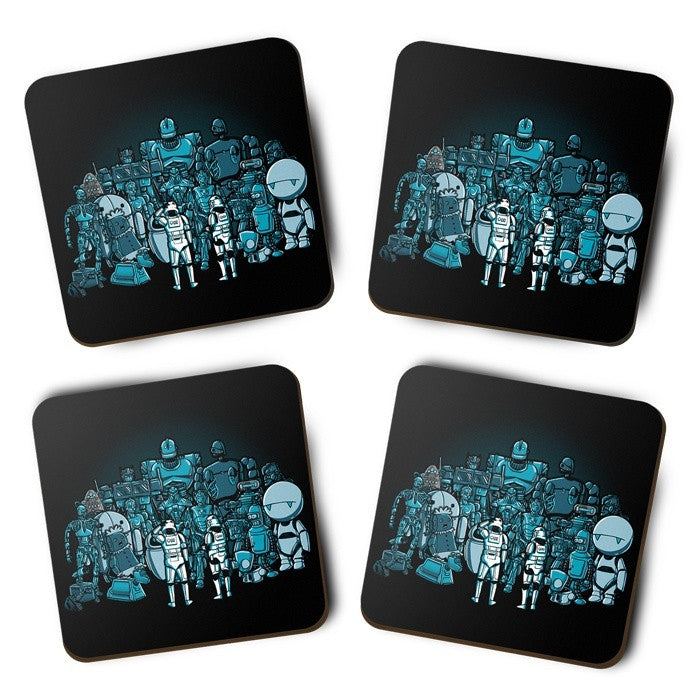 These Aren't the Droids - Coasters