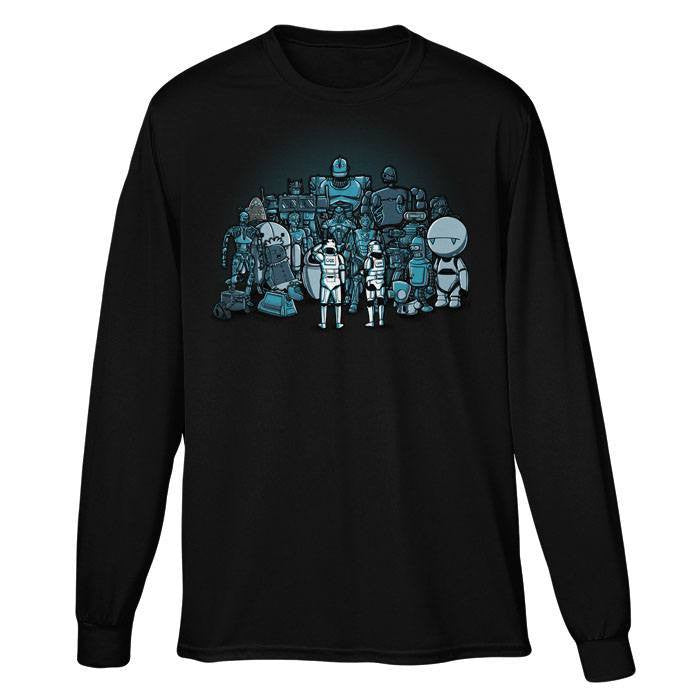 These Aren't the Droids - Long Sleeve T-Shirt (Unisex)