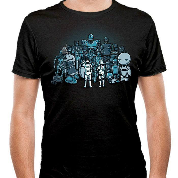 These Aren't the Droids - Men's Fitted T-Shirt