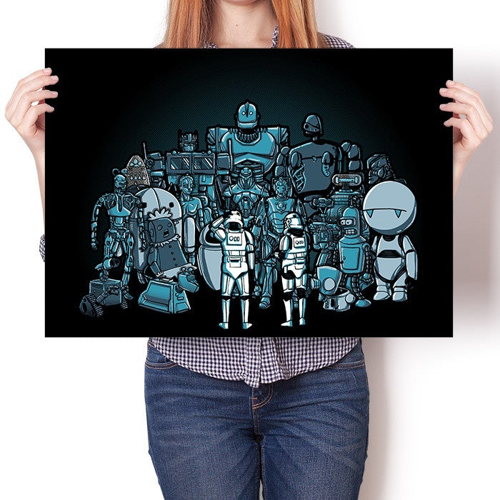 These Aren't the Droids - Poster