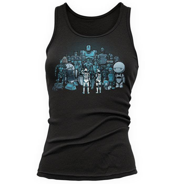 These Aren't the Droids - Women's Tank Top