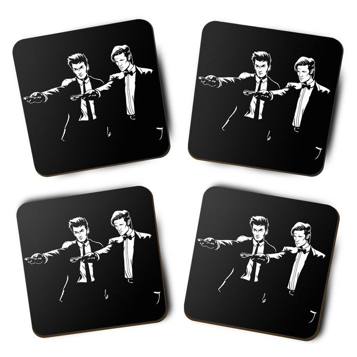 Time Fiction - Coasters