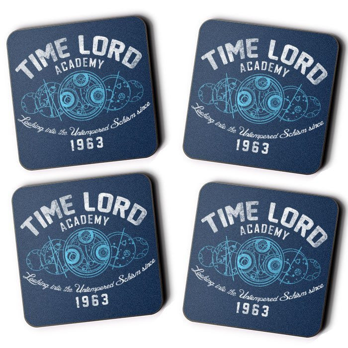 Time Lord Academy - Coasters