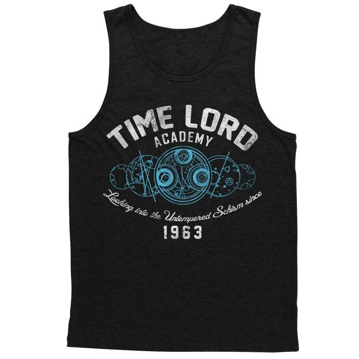 Time Lord Academy - Men's Tank Top