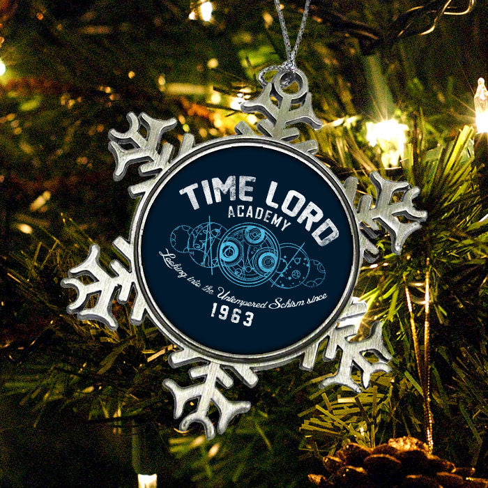 Time Lord Academy - Ornament
