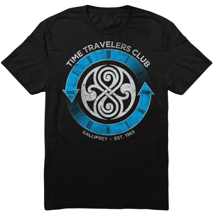 Time Traveler's Club - Youth T-Shirt